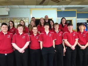 Bowling Boys & Girls Team 2015