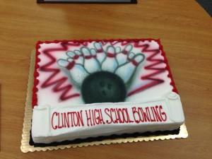 Bowling Cake 2015
