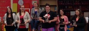 Girls Bowling Banquet 2015