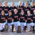Softball District Championships 2015
