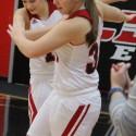 Girls Varsity Basketball Clinton vs Morenci