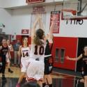 Clinton Girls Basketball vs Tecumseh