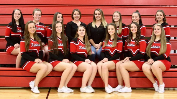 Clinton Varsity Competitive Cheer 2016-17