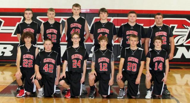 Boys JV Basketball beat Sand Creek 54-35