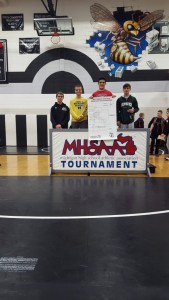 MHSAA Anthony Stockdale State Qualifier 2017