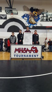 MHSAA Jake Phillips State Qualifier 2017