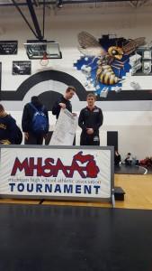 MHSAA Trent Sexton State Qualifier 2017