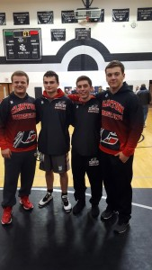 MHSAA Senior Wrestling State Qualifiers 2017