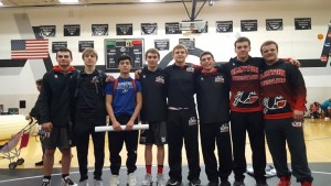 MHSAA Wrestling State Qualifiers 2017