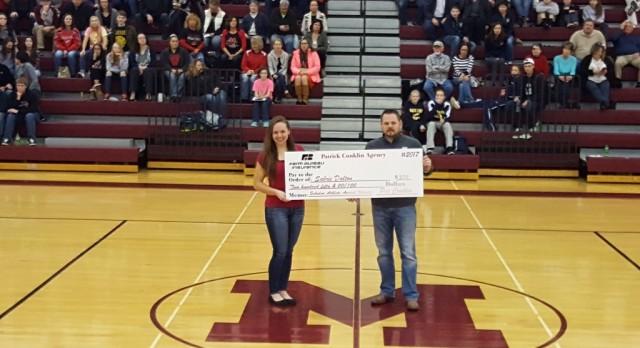 Sabrie Dalton Earns MHSAA Scholar Athlete Award Scholarship