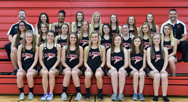 Girls Varsity Track finishes 3rd at Duane Pelz Invite