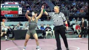 Noah Comar State Champ TV 2017
