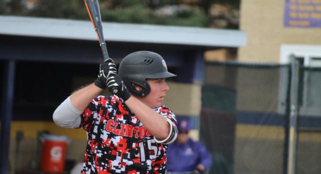 Varsity Baseball falls to Whitmore Lake 4-3 & 3-0