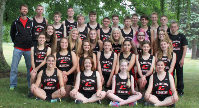 Co-Ed Cross Country 2017