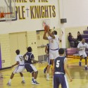 Basketball game: St. Aug vs. Holy Cross