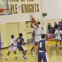 Basketball game: St. Aug vs. Holy Cross