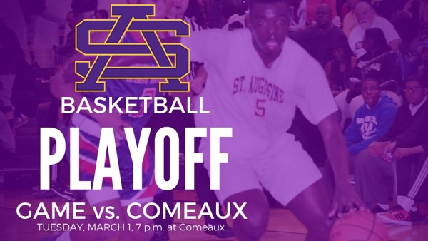 BASKETBALL vs comeaux