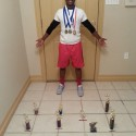 Shan Brooks: NORDC Track Meet, Awards Ceremony