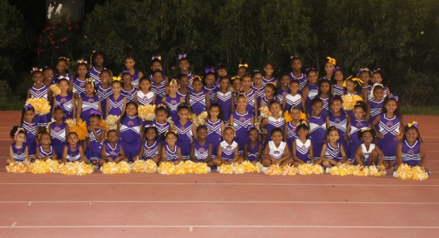 Calling all Mini Cheerleaders!
