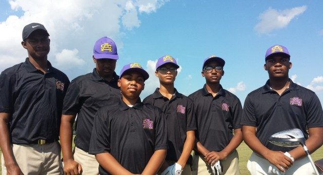 St. Aug Golf Team gets in Gear for Season