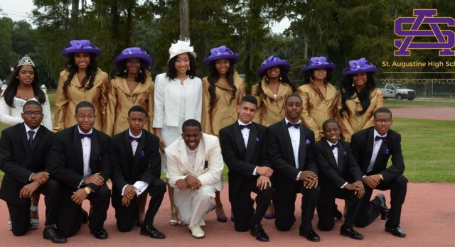 Apply for St. Aug Homecoming Royalty