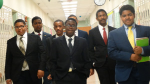 The St. Augustine Speech and Debate Team participates in the Mt. Carmel Academy Speech and Debate Tournament.