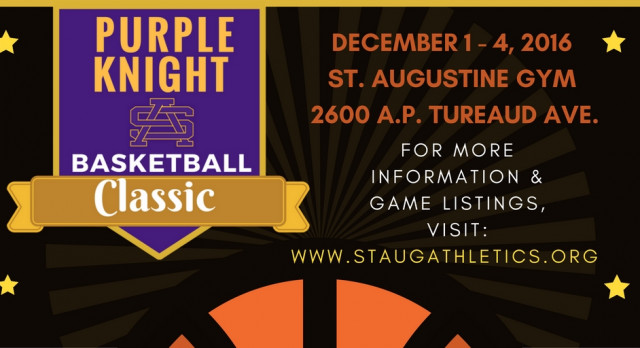 Purple Knight Basketball Classic Dec 1-4
