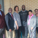 Leonard Fournette Celebrates Birthday at Alma Mater