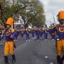 Celebrating 50 years: Rex and St. Augustine High School, Mardi Gras Day