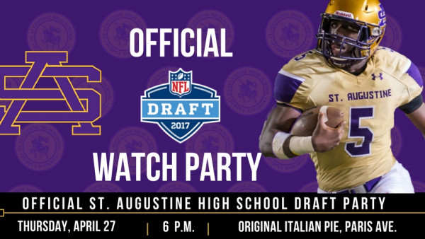 Twitter Official Draft Party 3