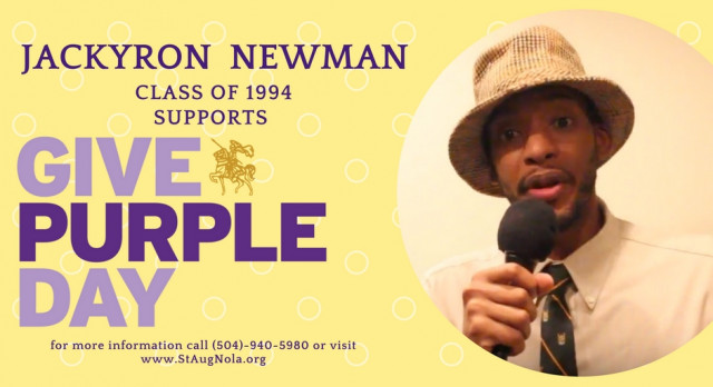 "Video: Jackyron ""Hamp Da High Stepper"" Newman '94"
