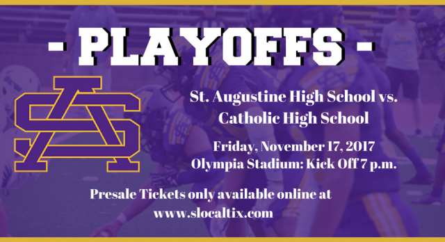 Purple Knights advance. Face Catholic on November 17.