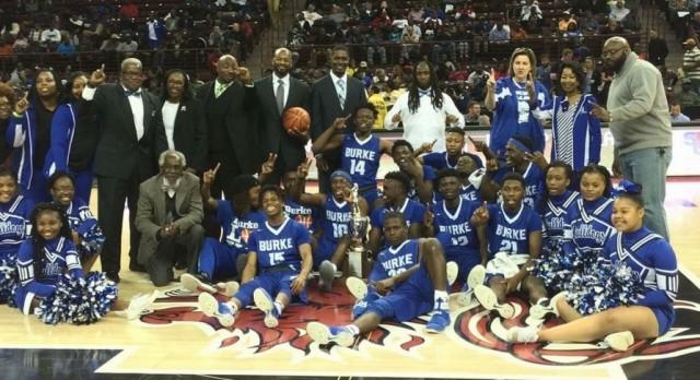 AA State Basketball Champions