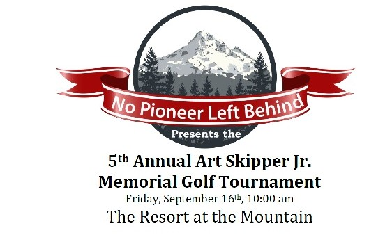 "Art Skipper Jr. Memorial Golf Tournament Registration Available in ""Forms"""