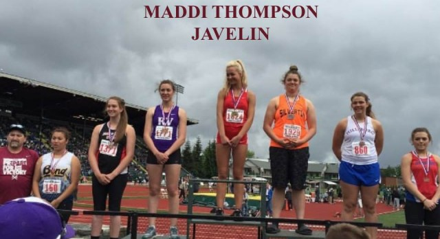 Maddi Thompson: State Champion!