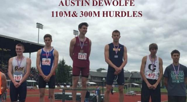 Austin DeWolfe: State Champion!
