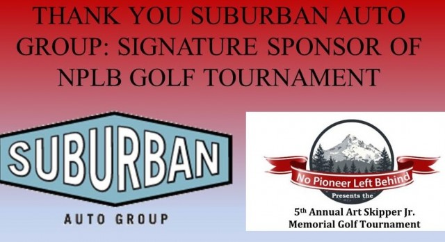 Suburban Auto Group to Sponsor NPLB Golf Tournament
