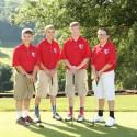 2015 Middle School Golf Team