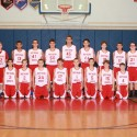 2015-2016 7th Grade Basketball Team