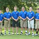 2016 MS Golf Team