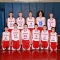 2016-2017 Boys 7th Grade Basketball Team