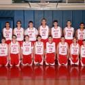 2016-2017 Boys 8th Grade Basketball Team