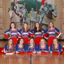 2016-2017 Varsity Basketball Cheer Squad