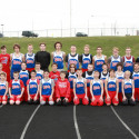 2017 Middle School Boys Track Team