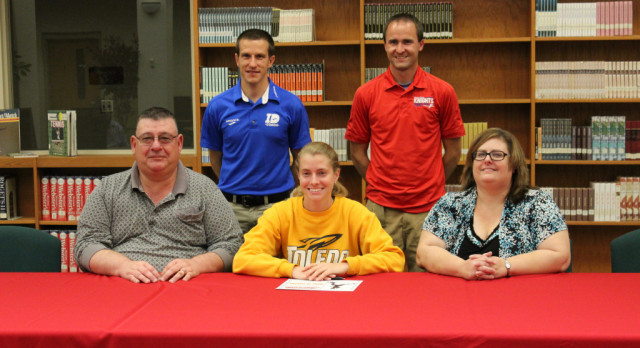 Hostettler Signs with Toledo