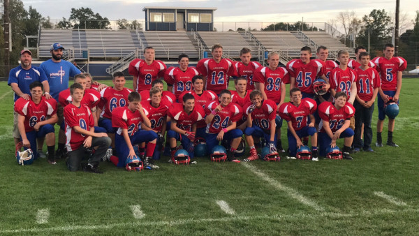 8TH FOOTBALL CHAMPS
