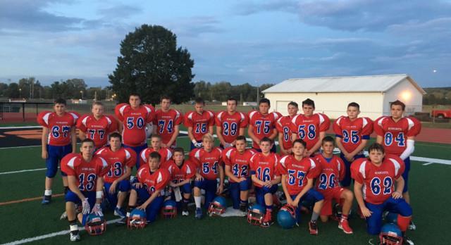7th Grade Football Claims OCC Championship