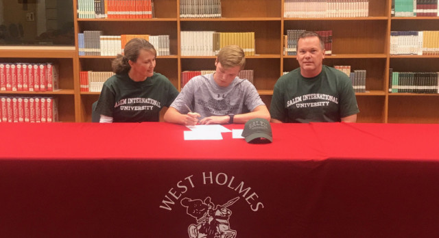Bridenthal Signs Letter of Intent to Salem International University