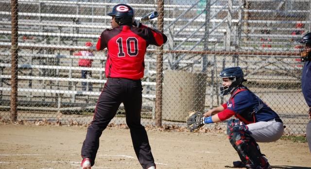 Glenville High School Varsity Baseball falls to Lincoln West High School 7-1