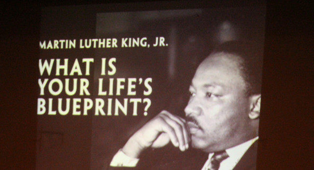 Glenville High School Celebrates Anniversary of Martin Luther King Visit